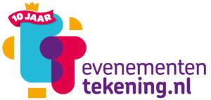 evenemententekening Logo